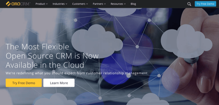Open Source CRM software libre gratuito