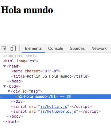Hola Mundo Con Kotlin Para Javascript Danielprimo Io